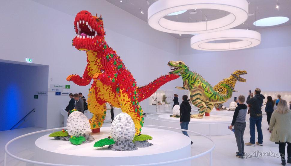 Lego House – ett centrum för kreativ lek