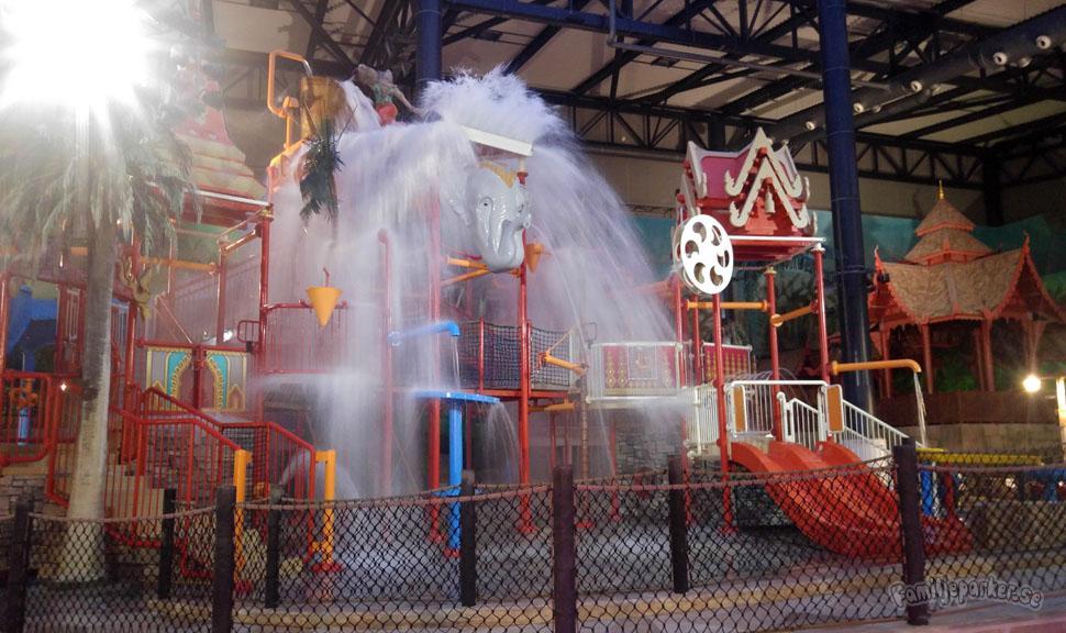 Aqua Splash Playground