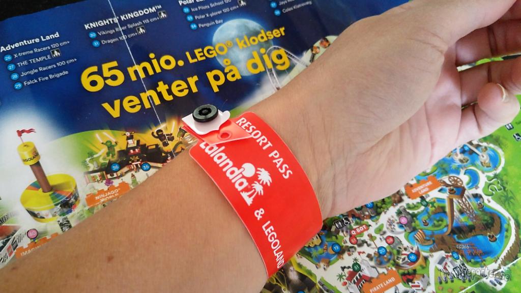Resort Pass: din entré till tre parker i Billund
