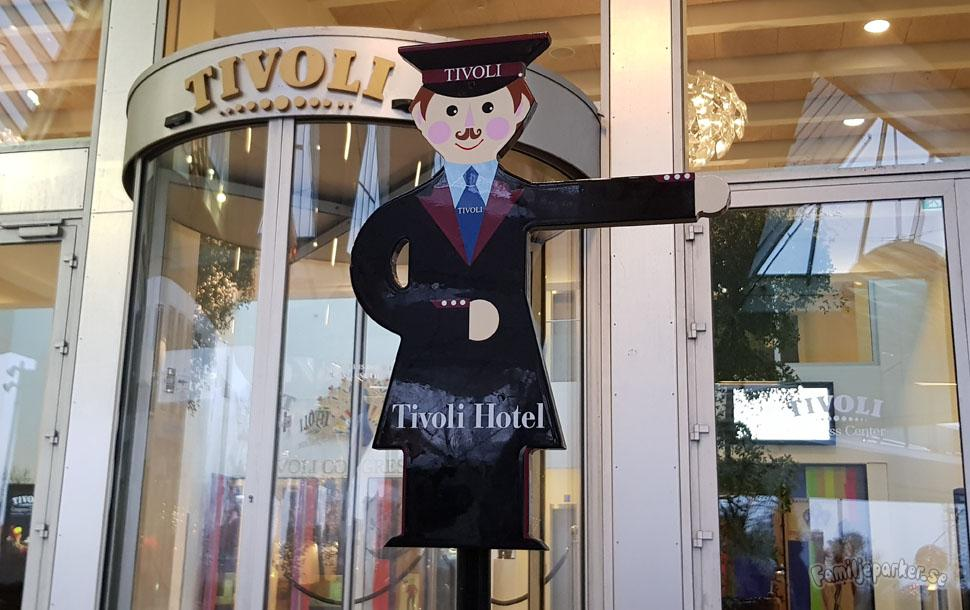 Lyxig familjevistelse på Tivoli Hotel