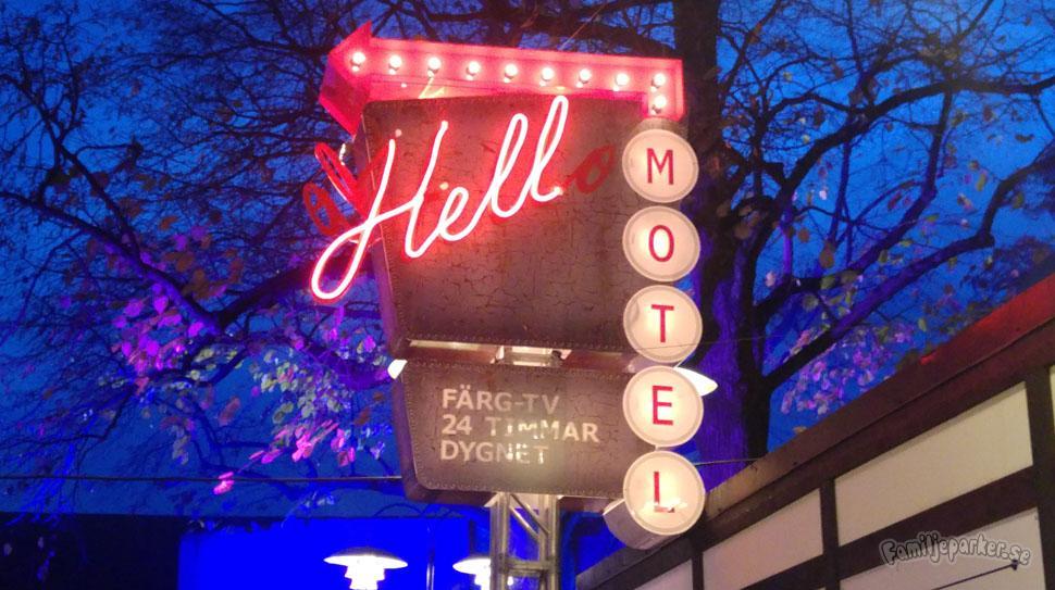 Motell Hell – så läskigt är Gröna Lunds nya skräckhus