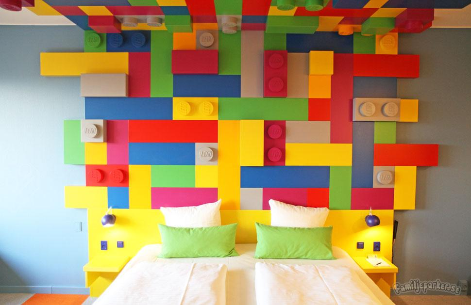 Vi har testat: Park View-rum på Hotel Legoland