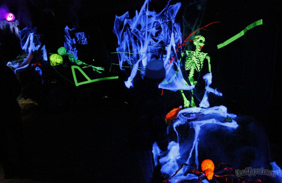 Kolmårdens rysmysiga Halloween