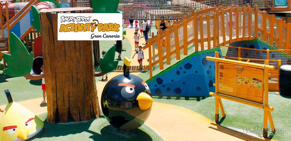Angry Birds Activity Park, Gran Canaria