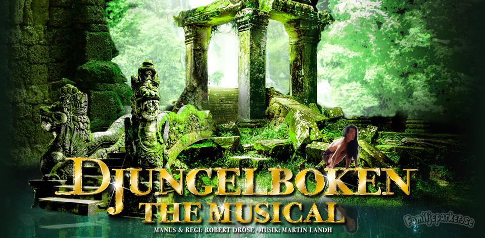 Djungelboken The Musical – familjeparker har sett den!