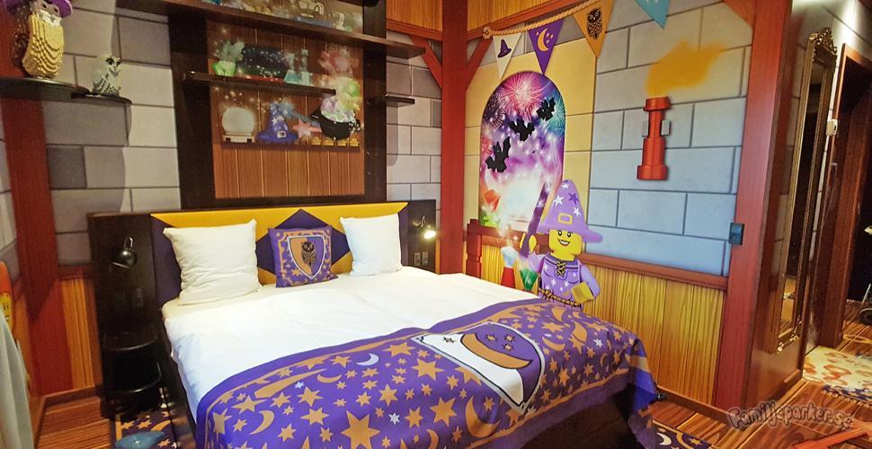 Vi testar: Legoland Castle Hotel