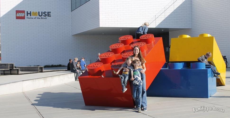 Lego House – ett favoritbesök i repris