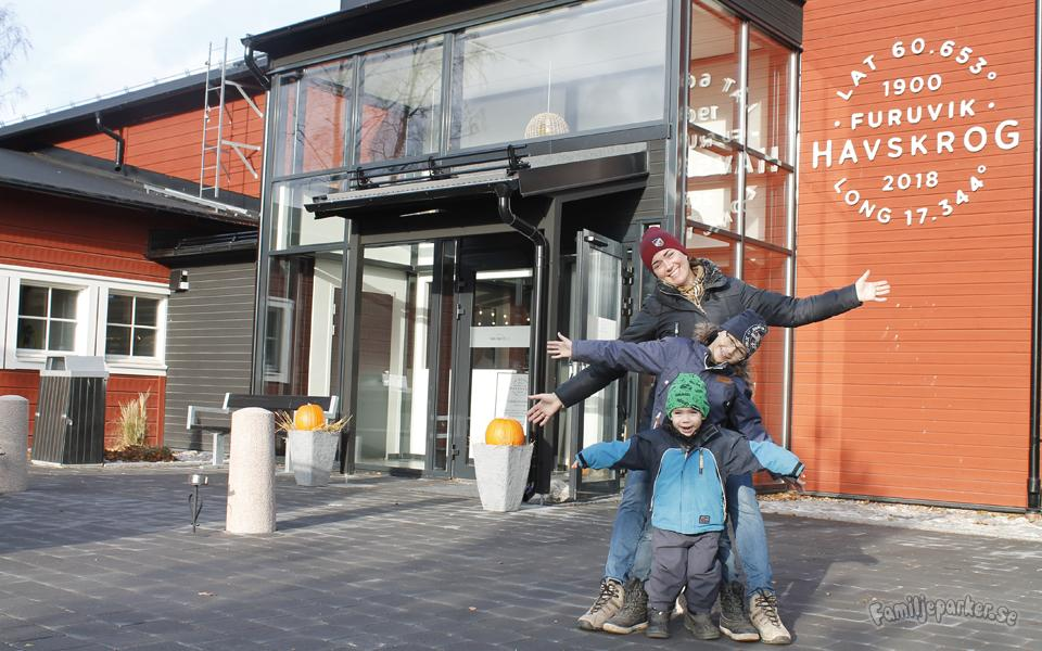 Hotelltest: Furuvik Havskrog och Havshotell