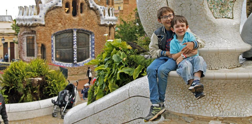 24 timmar i Barcelona – reseguide med familjetips