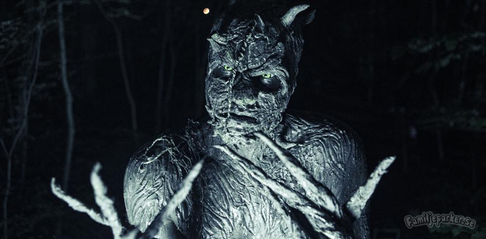 Skogen – ny skräcknyhet på Liseberg under Halloween