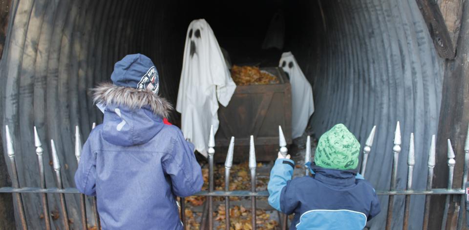 Ny film uppe om Halloween i Furuviksparken