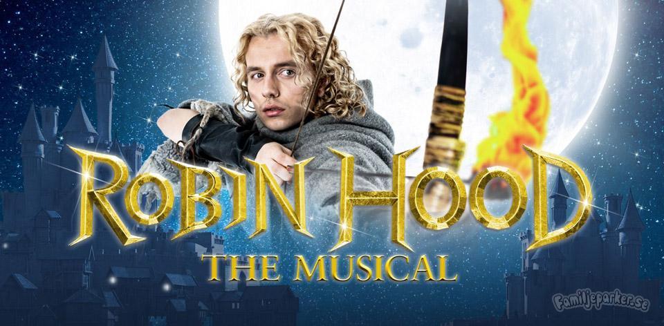 Recension av Robin Hood – the Musical!