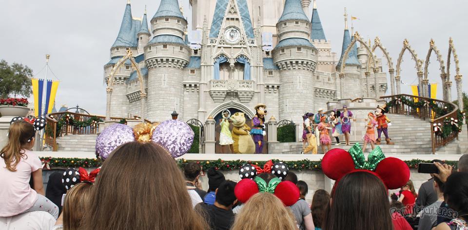 En magisk julsaga från Orlando – temaparkernas mecka!