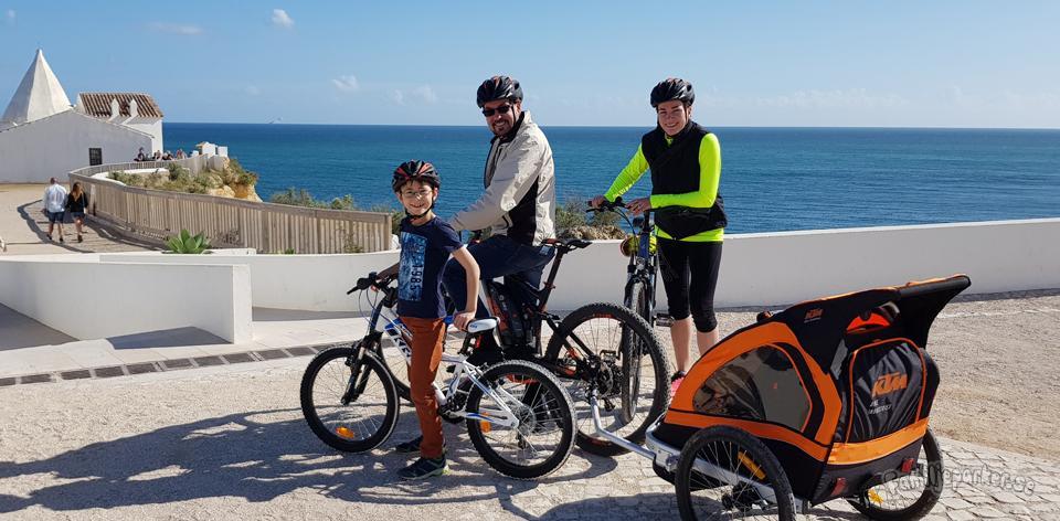 Aktiva träningsresor för familjer