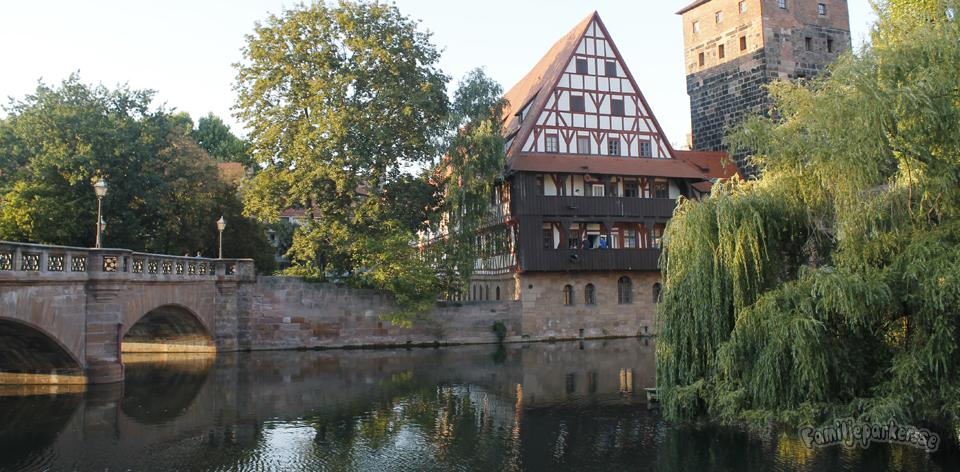 Snabbvisit i Nürnberg – ett fint stopp på vår roadtrip