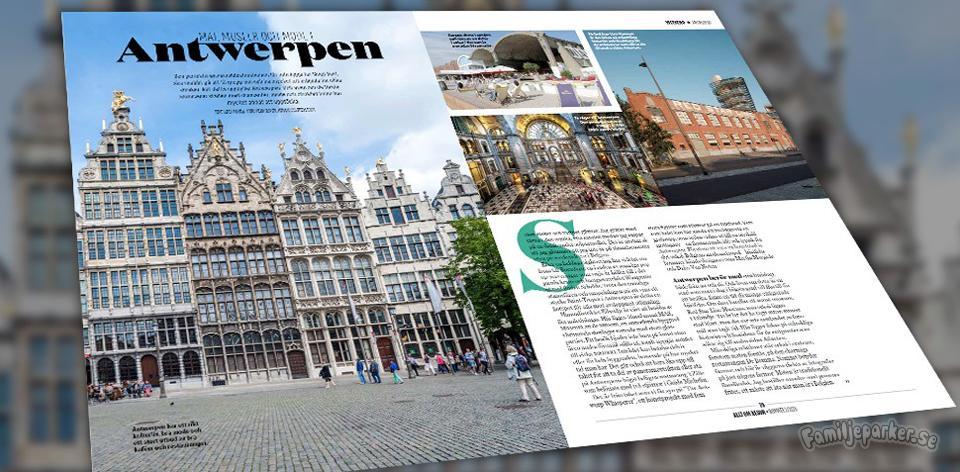 Missa inte vår artikel om Antwerpen – ute nu!
