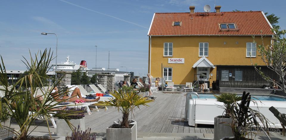 Vi testar: Hotell Scandic Visby på Gotland