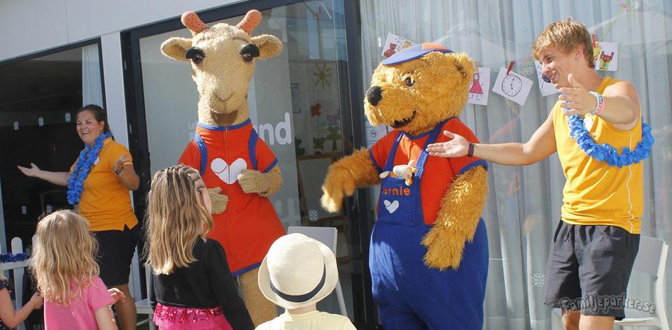 Träffa Lollo & Bernie i Sverige i sommar