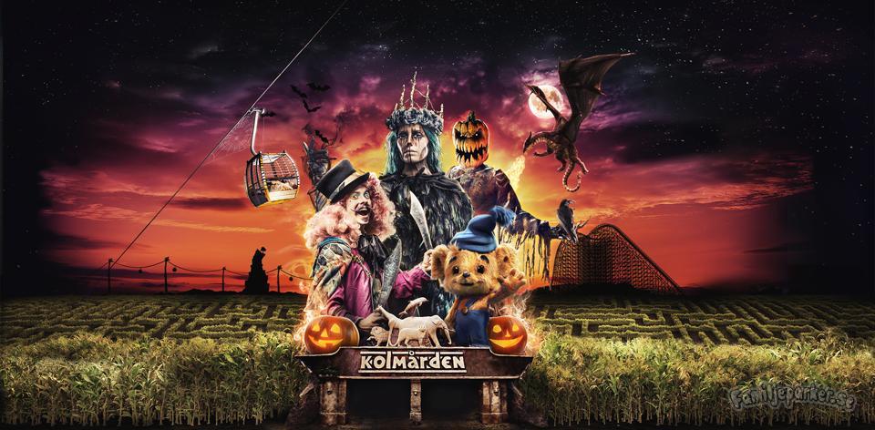 Kolmården storsatsar på Halloween