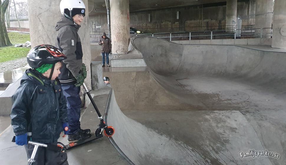 rålis skatepark