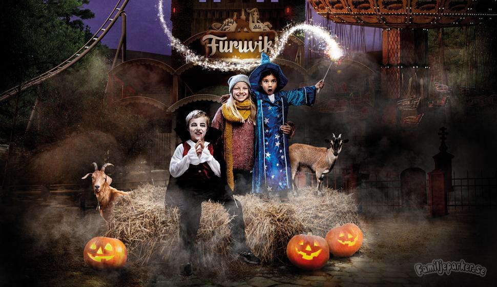 Horror Nights och mysrys på Furuviks Halloween